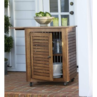 Plow & Hearth Kitchen Cart