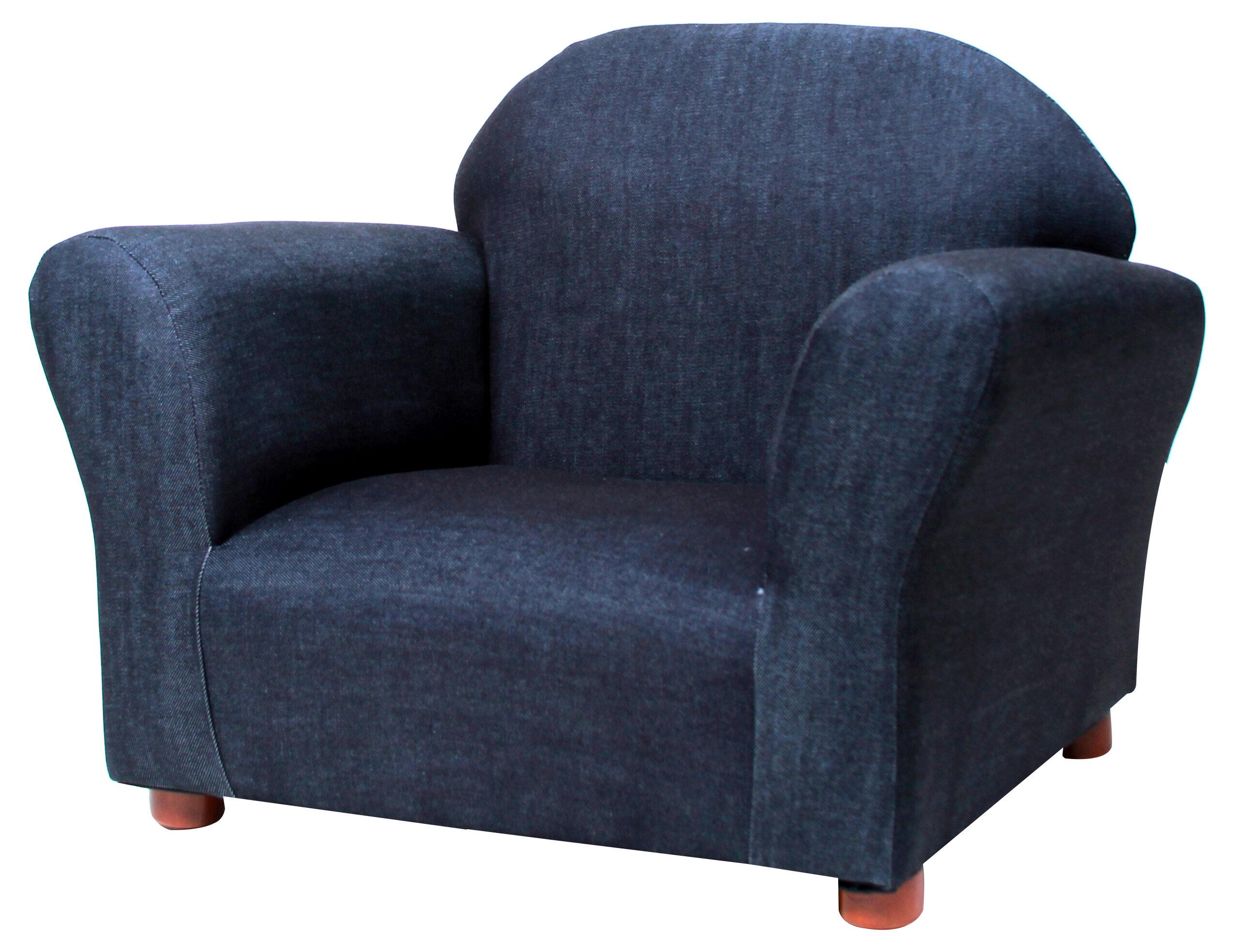 Harriet Bee Ellie Kids Cotton Club Chair Reviews Wayfair