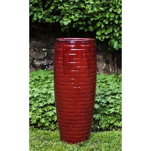 Orren Ellis Purdue Terracotta Pot Planter