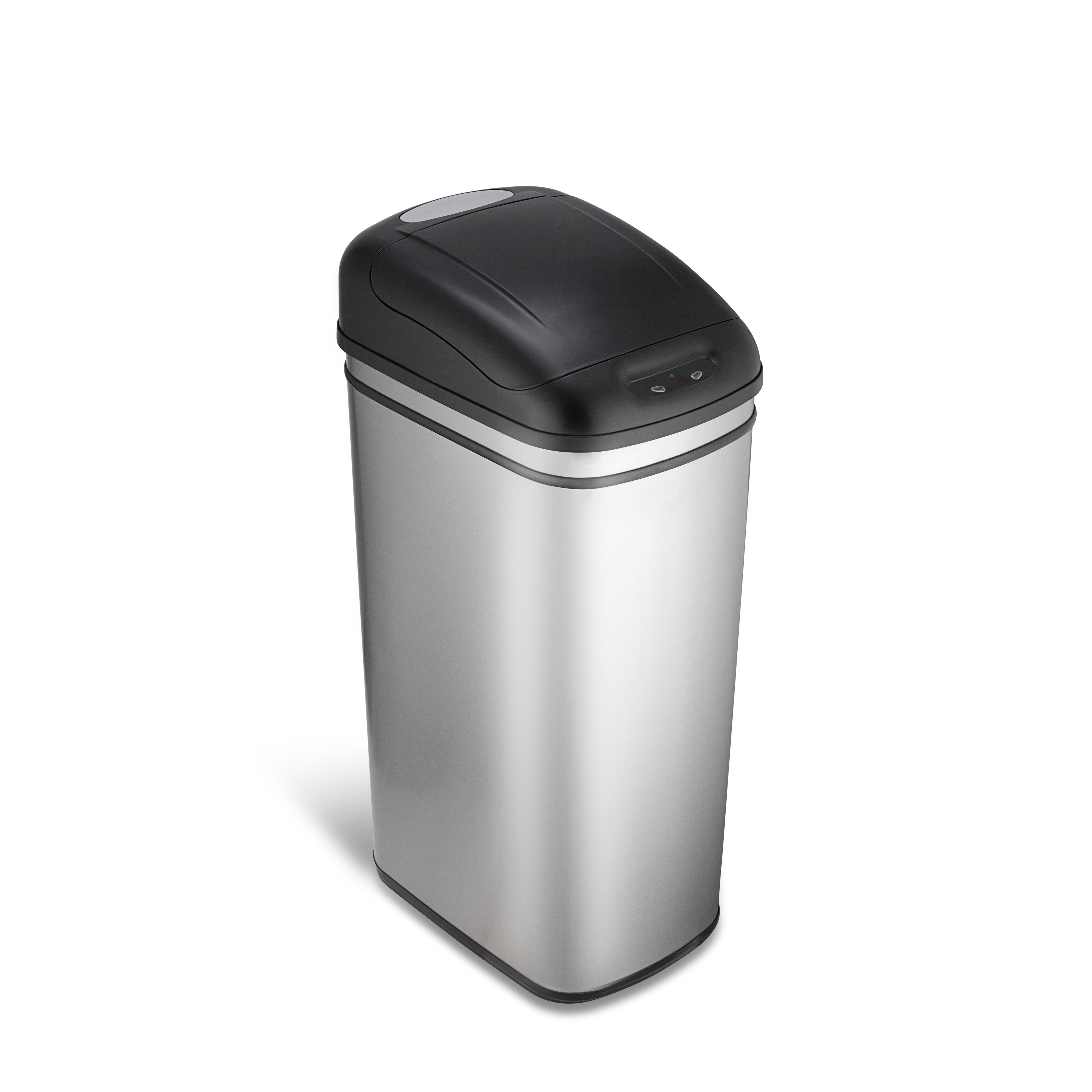 Stainless Steel 11 Gallon Motion Sensor Trash Can