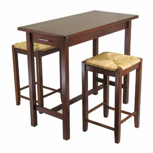 Winsome 3 Piece Counter Height Dining Set..