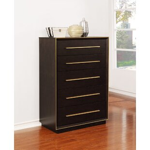 Teme 5 Drawer Chest