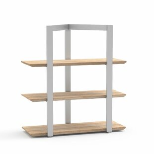 Allure 3 Shelf Bookcase