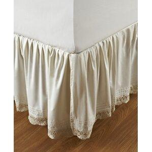 crochet bed skirt