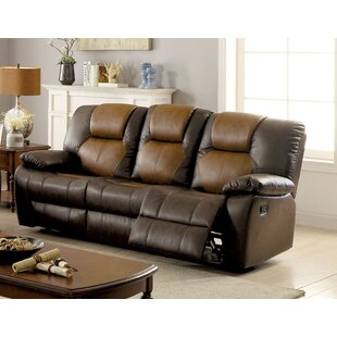 Oxnard Reclining Sofa by Loon Peak Great price