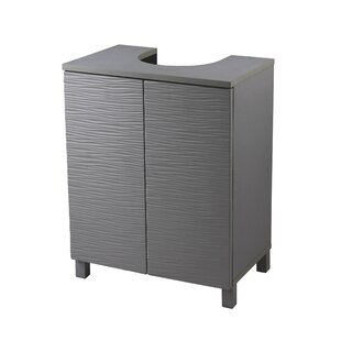 Compare Price Aaden 48cm Free-standing Vanity Unit Base