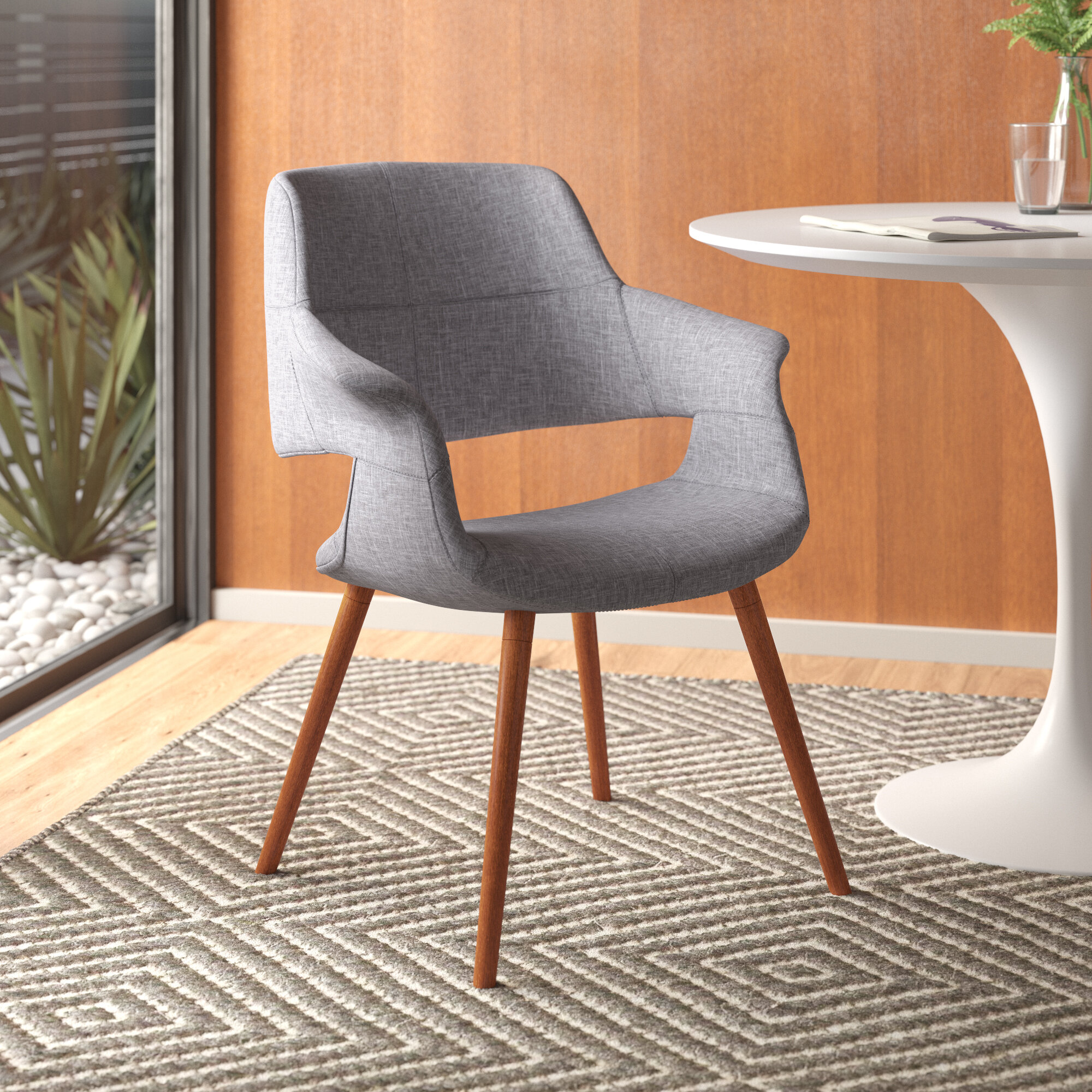 Colby Solid Wood Dining Chair
