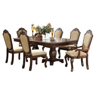 Caudillo 7 Piece Extendable Dining Set
