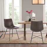 Laureen Upholstered Dining Chair (Set of 2) by Wrought Studio™