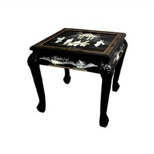 Chinese End Table by Oriental Furniture