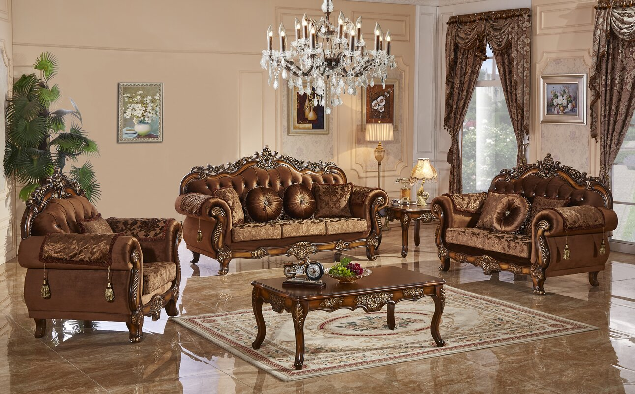 Traditional Living Room Collections living room collections. lark manor trivette living room