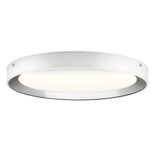 ?lan Lighting Incus 1-Light LED Flush Mount