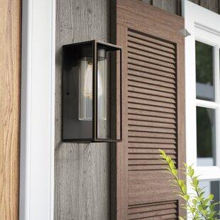 Polak LED Outdoor Flush Mount