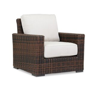 Sunset West Montecito Patio Chair with Su..