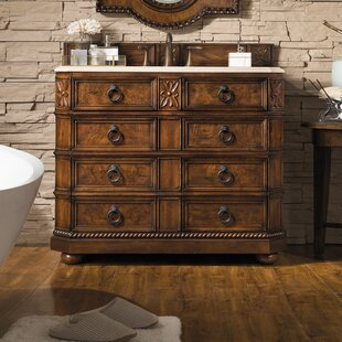 Breen 41 Single Bathroom Vanity Set by Darby Home Co