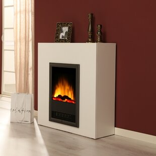 Elvia Electric Fireplace By Belfry Heating