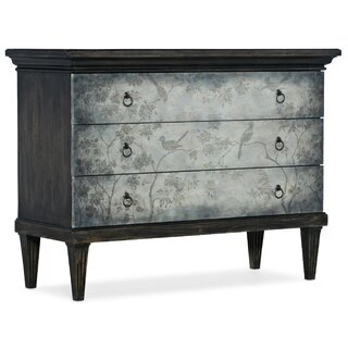 3 Drawer Accent Chest by Hooker Furniture SKU:CD801843 Check Price