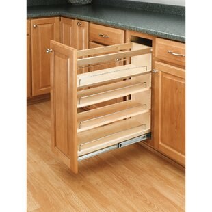 5 Base Cabinet Organizer Pull Out Pantry