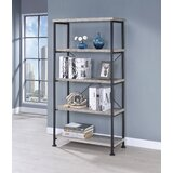 Acworth Etagere Bookcase by Union Rustic