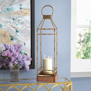 Willa Arlo Interiors Rustic Iron Lantern