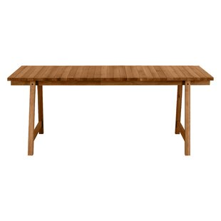 Adel Dining Table By Union Rustic