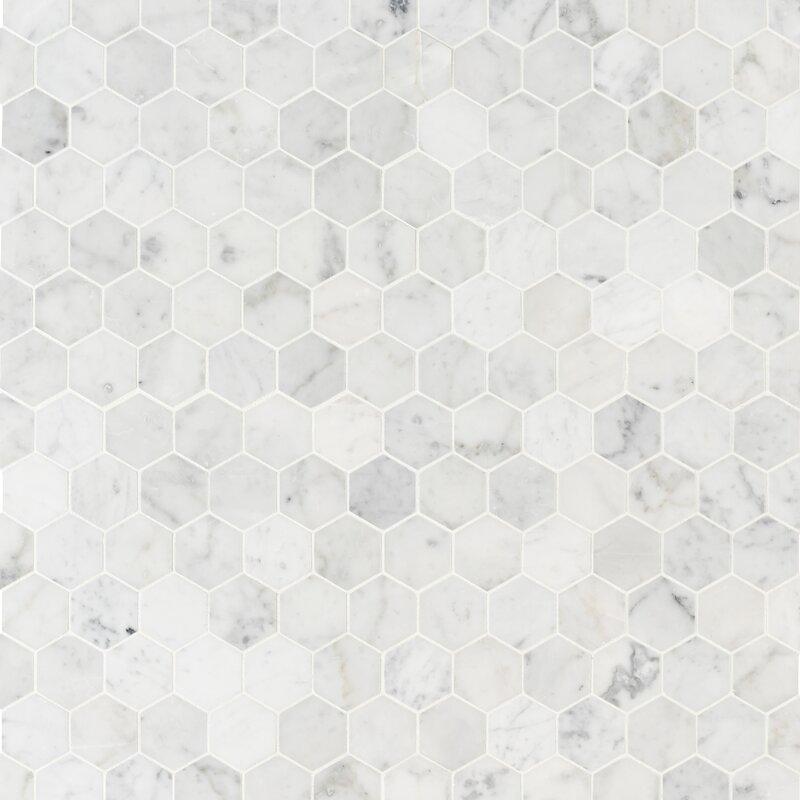 Honeycomb Mosaic Wall Floor Tile