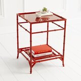 Akira Tray Table with Strorage by Cyan Design
