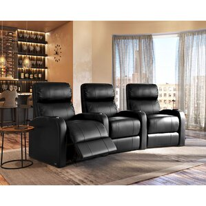 Diesel XS950 Home Theater Recliner (Row of 3) by Octane Seating