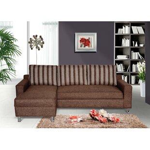Ebern Designs Tesch Sleeper Sectional
