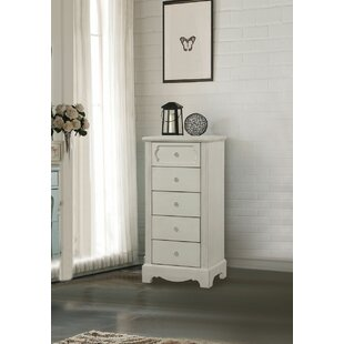 Ophelia & Co. Ketchum 5 Drawer Double Dresser Image