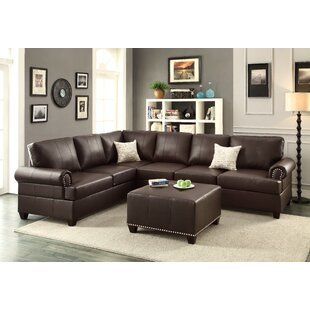 A&J Homes Studio Mario Reversible Sectional