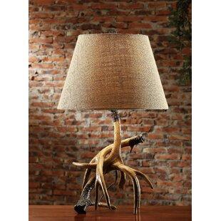 Bottlebrush 28 Table Lamp