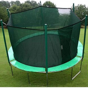Kidwise 13.5 ft. Round Trampoline with Enclosure