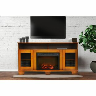 Duckworth TV Stand for TVs up to 43 with Fireplace