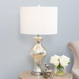 Reviews Laurene 26.5 Table Lamp By Aspire