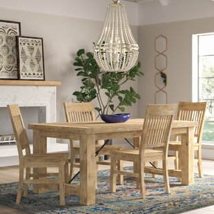 Dulce 5 Piece Dining Set Mistana