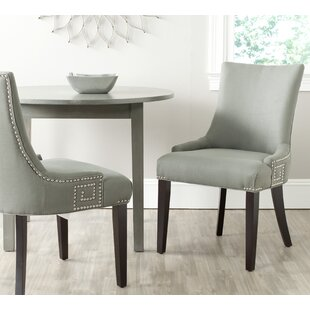 Mcdaniel Upholstered Wood Side Chair (Set of 2) Willa Arlo Interiors