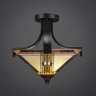 Loon Peak Eurig Semi Flush Mount