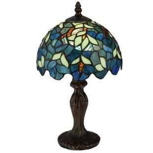 Nightfall Wisteria 14 Table Lamp