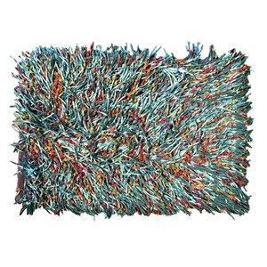 Adrianne Blue Area Rug