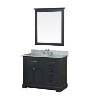 Corbridge 43 Single Bathroom Vanity Set By Darby Home Co