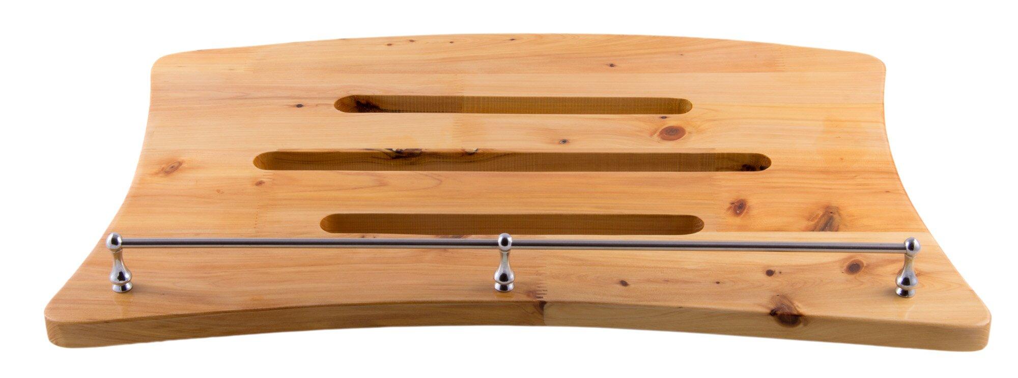 Alfi Brand Wooden Over The Tub Portable Bath Caddy & Reviews | Wayfair