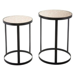Whisenant 2 Piece Nesting Tables by Red B..