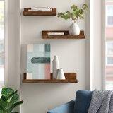 Dining Room Floating Shelves You\'ll Love in 2020 | Wayfair