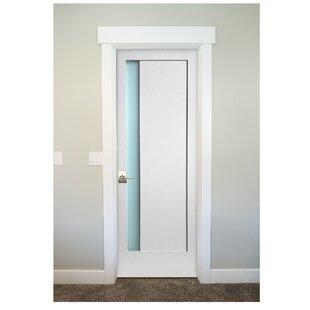 Bon Etched Glass Door | Wayfair