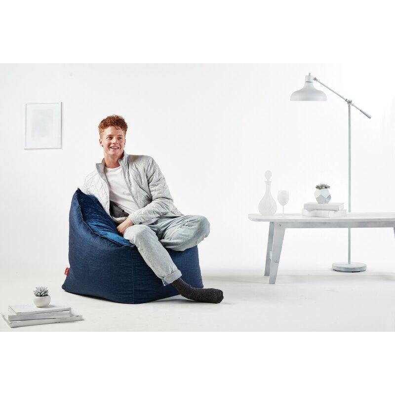 Amazing Big Joe Medium Bean Bag Chair Machost Co Dining Chair Design Ideas Machostcouk