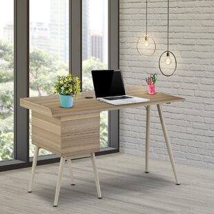 Pond Modern Desk by Wrought Studio Cool
