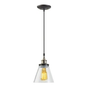 Purcell 1-Light Cone Pendant