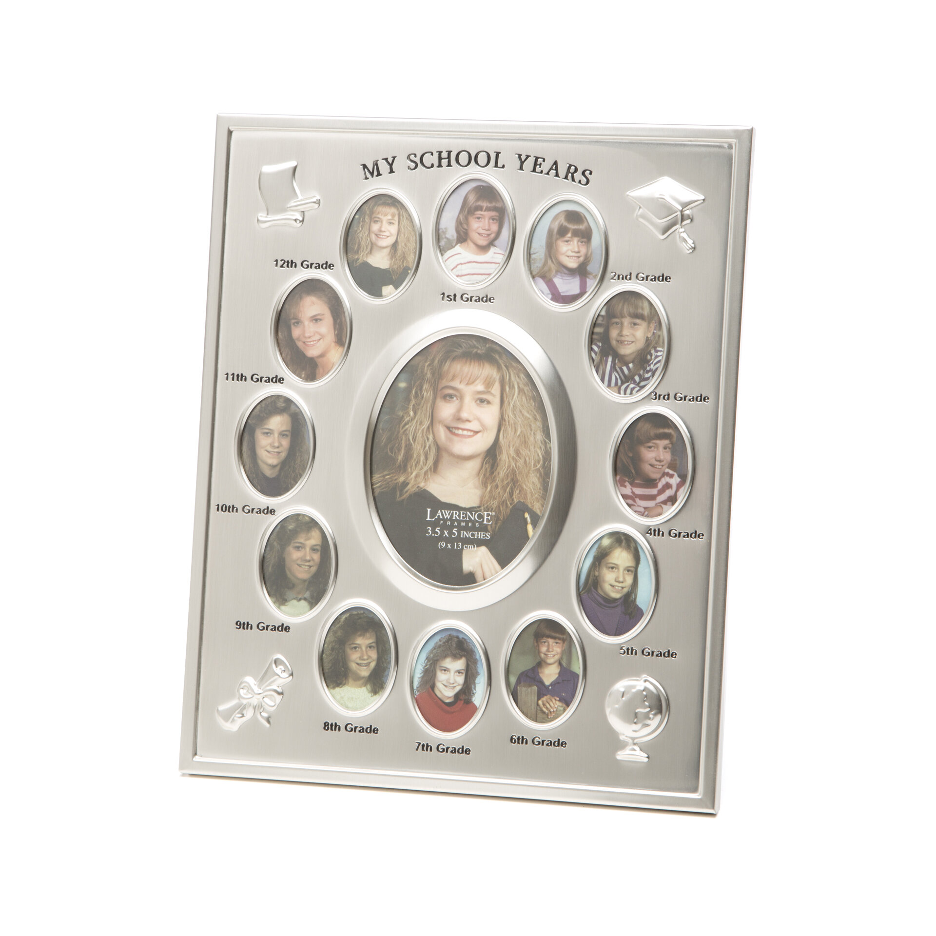 Alcott Hill Stcyr My School Years Multi Picture Frame Reviews