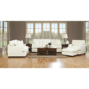 Wayfair Custom Upholstery™ Avery Ottoman